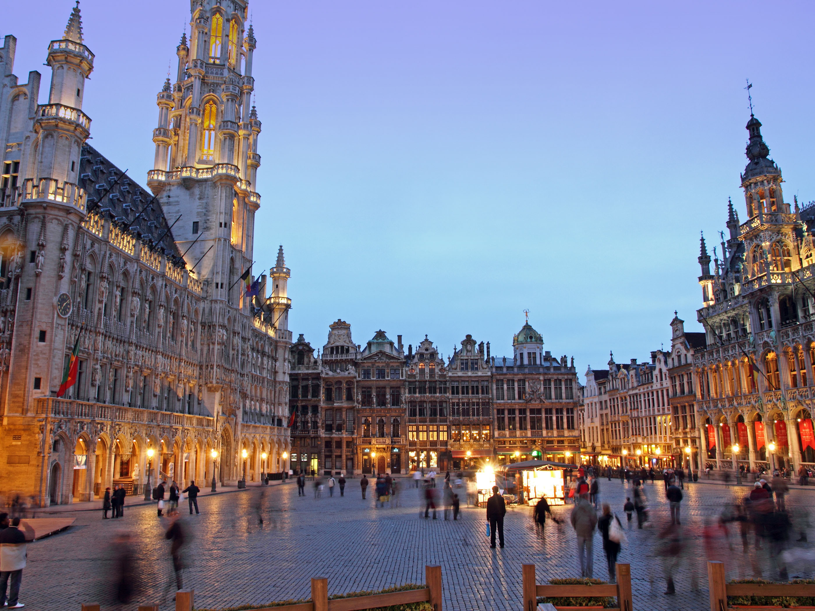 Grand-Place-Bruxelles-Belgio